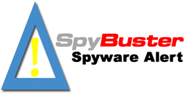 Remove spyware! Spyware removal is available from SpyBuster anti spy software.><br>&#13;&#10;              <br>&#13;&#10;